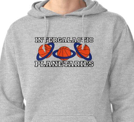 Intergalactic Planetaries Pullover Hoodie