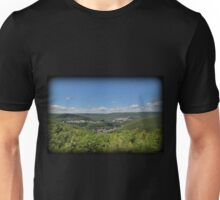 Jim Thorpe From Above Unisex T-Shirt