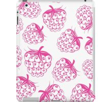 Raspberry light iPad Case/Skin