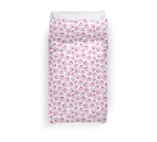 Raspberry light Duvet Cover