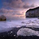 White Rock Sunset by Michael Treloar
