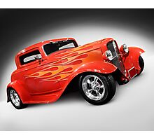 1932 Hot Rod Ford Coupe Photographic Print