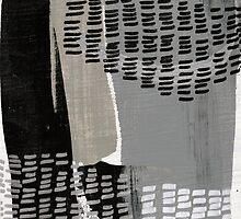 Concrete Jungle - Textured Abstractions by angelique devitte