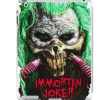 Immortan Joker iPad Case/Skin