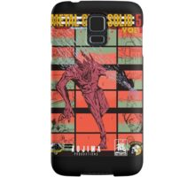 Fake Metal Gear Solid V Graphic Novel cover Samsung Galaxy Case/Skin