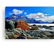 Waterton National Park, Alberta, Canada Canvas Print