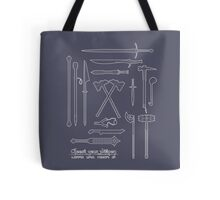 The Weapons of the Company Tote Bag