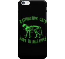 Radioactive Cats iPhone Case/Skin