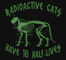 Radioactive Cats Kids Tee