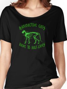 Radioactive Cats Women's Relaxed Fit T-Shirt