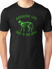 Radioactive Cats Unisex T-Shirt