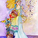 Confetti Fairy by Laura J. Holman