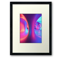 Amococo- Architecture of the Air Framed Print