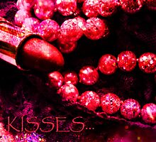 Card. Kisses. by Vitta