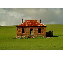 Passing Storm, Burra Ruins Photographic Print