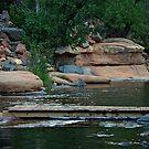 Sedona Sliderock Arizona by Stormygirl