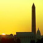 District of Columbia - Washington D C by Matsumoto