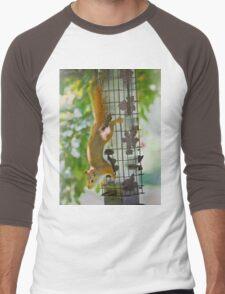 Little Red Riding Feeder Men's Baseball ¾ T-Shirt