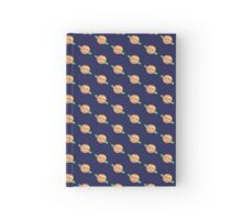 saturn doodle! Hardcover Journal