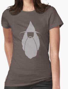 Gandalf's Beard Womens Fitted T-Shirt