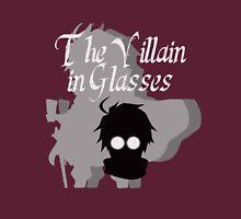 The Villain in Glasses Unisex T-Shirt
