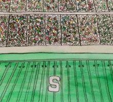 Spartan Stadium Sticker
