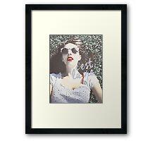 C'est La Vie Framed Print