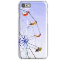 Colourful Ferris Wheel iPhone Case/Skin
