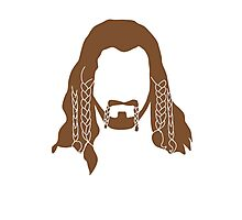 Fili's Beard Photographic Print