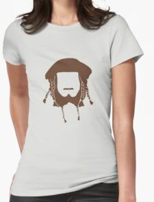 Ori's Beard Womens Fitted T-Shirt