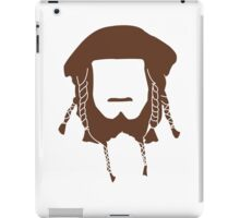 Ori's Beard iPad Case/Skin