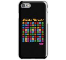 Adobe Crush! iPhone Case/Skin