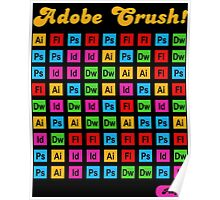 Adobe Crush! Poster