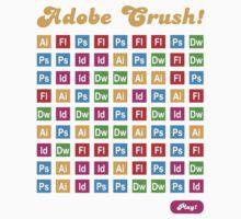 Adobe Crush! One Piece - Short Sleeve