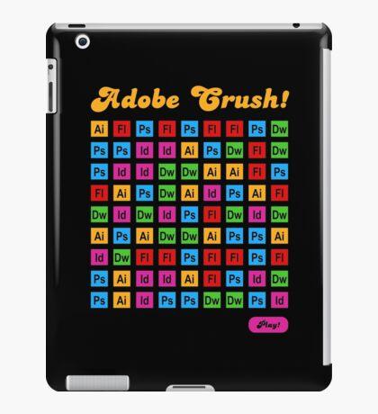 Adobe Crush! iPad Case/Skin