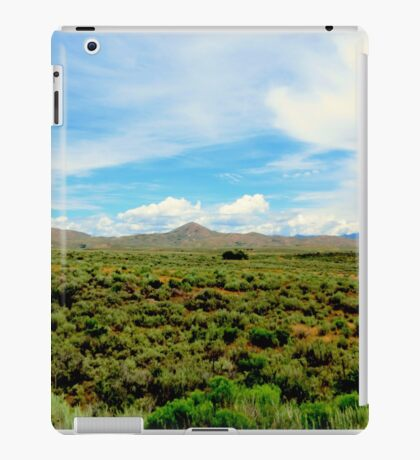 Scenic Idaho iPad Case/Skin