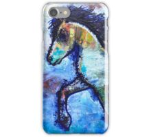 Galloping into Freedom: Inner Power Painting iPhone Case/Skin