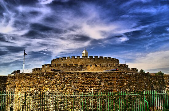 Deal Castle by Geoff Carpenter