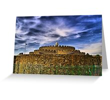 Deal Castle Greeting Card