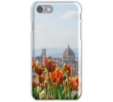 Florence Duomo in Spring iPhone Case/Skin