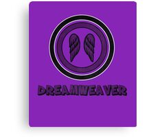 Superhero - Dreamweaver Canvas Print