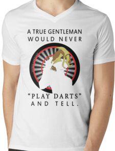 Scandalous Mens V-Neck T-Shirt