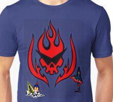 Gurren Lagann Colored Unisex T-Shirt