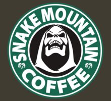 Snake Mountain Coffee. by protestall