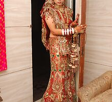 an indian bride!!!!! by thearvind