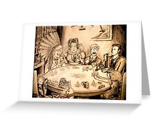 You're Nothing but a Pack of Cards! Greeting Card
