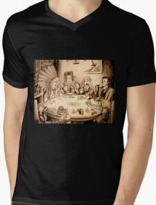 You're Nothing but a Pack of Cards! Mens V-Neck T-Shirt