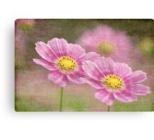 spring pastels Canvas Print