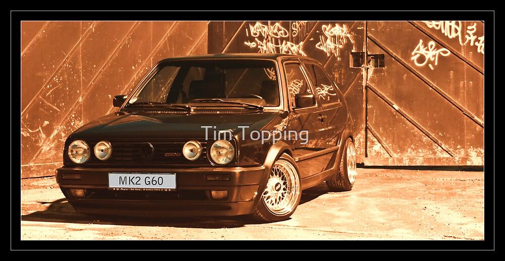 VW Golf G60 by Tim Topping