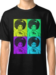 Afro Woman Classic T-Shirt